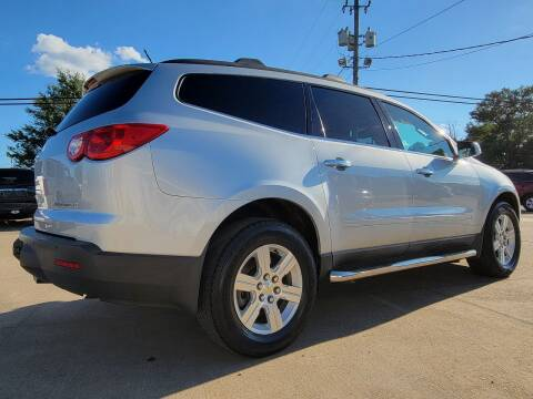 2010 Chevrolet Traverse for sale at CarNation Auto Group in Alliance OH