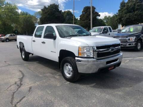 2010 Chevrolet Silverado 2500HD for sale at WILLIAMS AUTO SALES in Green Bay WI