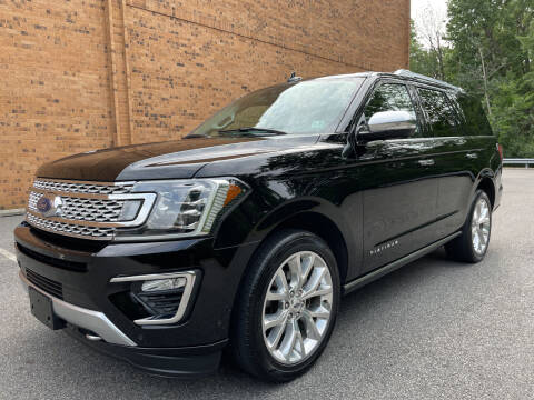 2018 Ford Expedition for sale at Vantage Auto Wholesale in Moonachie NJ