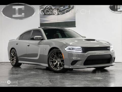 2018 Dodge Charger for sale at Iconic Coach in San Diego CA