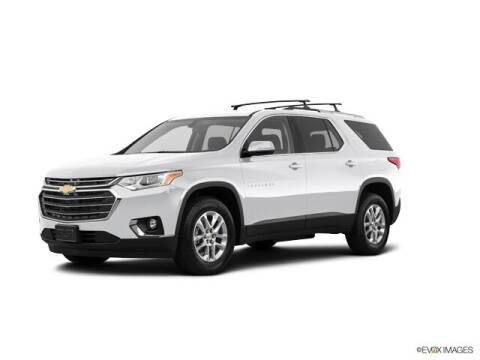 2018 Chevrolet Traverse for sale at Rick Hill Auto Credit in Dyersburg TN