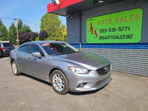 2015 Mazda MAZDA6 for sale at Vehicle Simple @ JRS Auto Sales in Parkland WA
