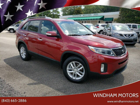 2014 Kia Sorento for sale at Windham Motors in Florence SC