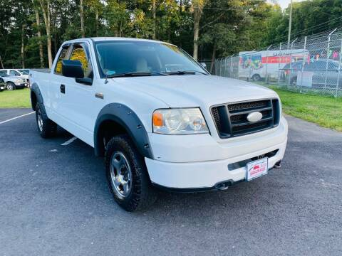 2008 Ford F-150 for sale at MBL Auto Woodford in Woodford VA