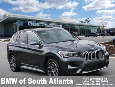 2020 BMW X1 for sale at Carol Benner @ BMW of South Atlanta in Union City GA