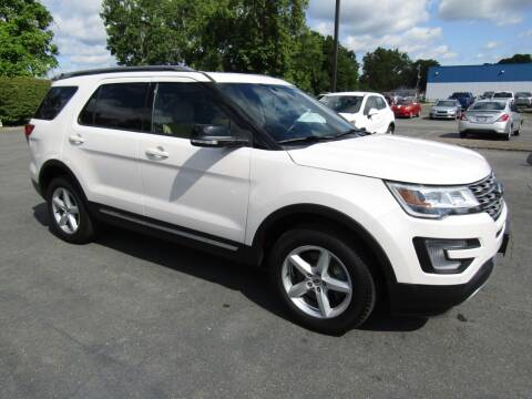 2017 Ford Explorer for sale at 2010 Auto Sales in Troy NY