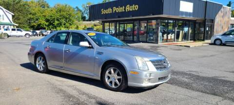 2008 Cadillac STS for sale at South Point Auto Plaza, Inc. in Albany NY