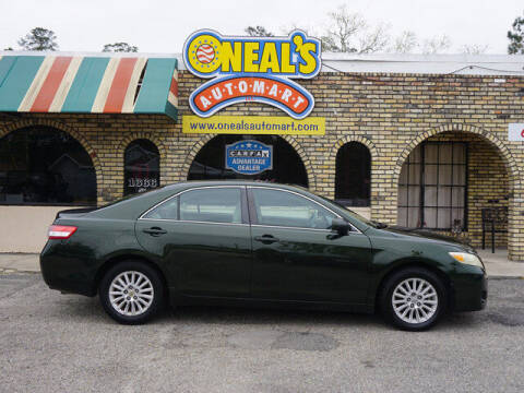 2010 Toyota Camry for sale at Oneal's Automart LLC in Slidell LA