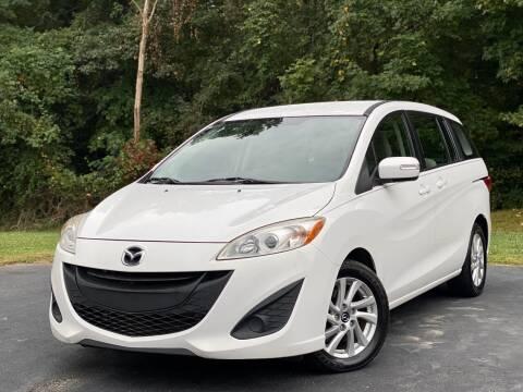 2013 Mazda MAZDA5 for sale at Sebar Inc. in Greensboro NC