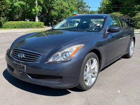 2010 Infiniti G37 Coupe for sale at Consumer Auto Credit in Tampa FL