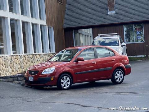 2008 Kia Rio for sale at Cupples Car Company in Belmont NH