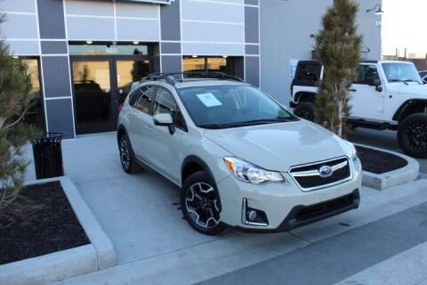 2016 Subaru Crosstrek for sale at UNITED AUTO in Millcreek UT