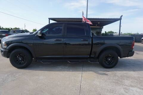 2016 RAM Ram Pickup 1500 for sale at Ratts Auto Sales in Collinsville OK