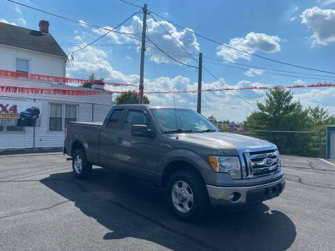 2011 Ford F-150 for sale at 4X4 Rides in Hagerstown MD