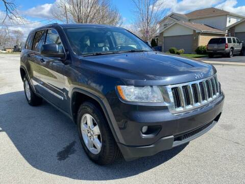 2012 Jeep Grand Cherokee for sale at Posen Motors in Posen IL