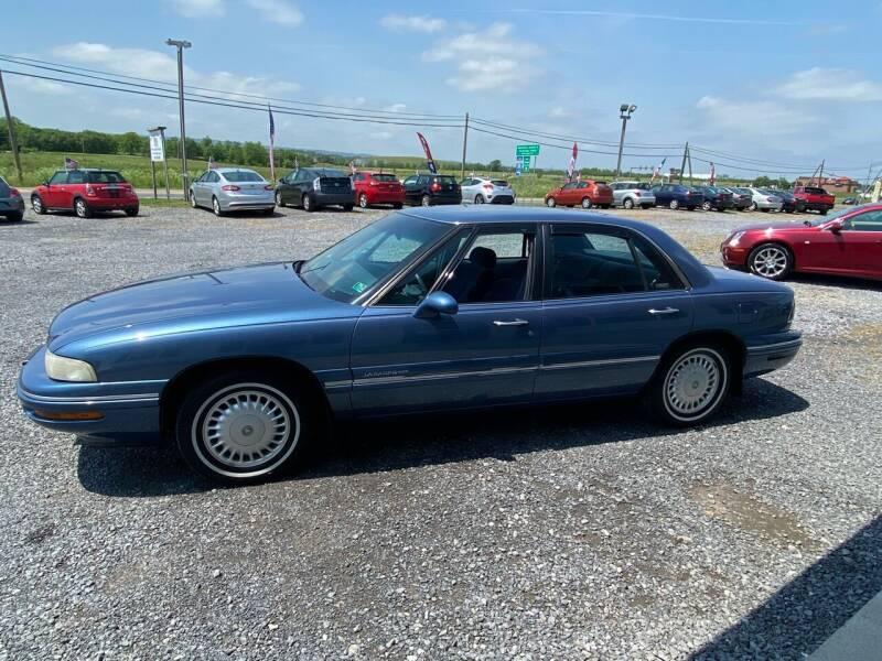 1998 Buick LeSabre for sale at Tri-Star Motors Inc in Martinsburg WV