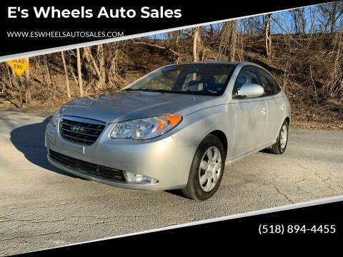 2008 Hyundai Elantra for sale at E's Wheels Auto Sales in Hudson Falls NY