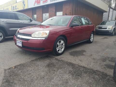 2005 Chevrolet Malibu Maxx for sale at Atlas Cars Inc. - Elizabethtown Lot in Elizabethtown KY