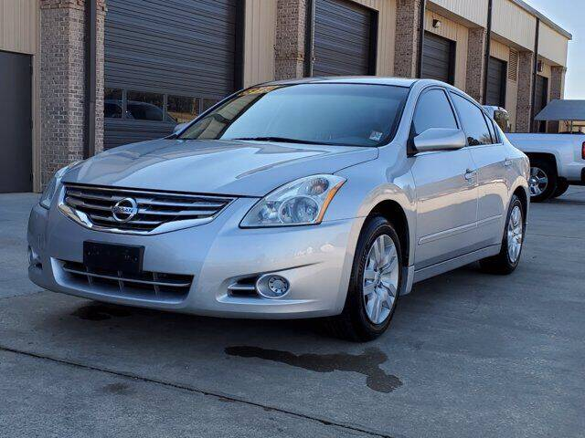 2012 Nissan Altima for sale at Best Auto Sales LLC in Auburn AL