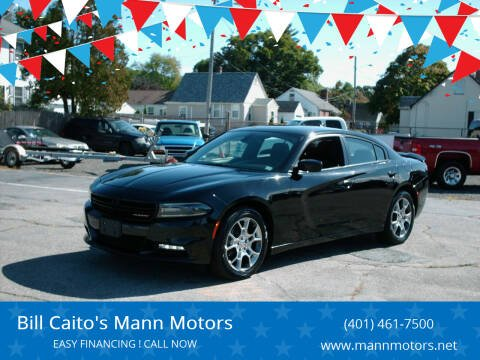 2016 Dodge Charger for sale at Bill Caito's Mann Motors in Warwick RI