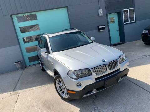 2008 BMW X3 for sale at Enthusiast Autohaus in Sheridan IN