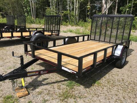 2020 Retig 6x12 Utility for sale at Greg's Auto Sales in Searsport ME