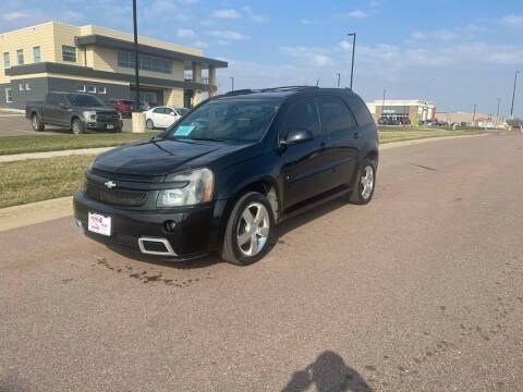 2008 Chevrolet Equinox for sale at More 4 Less Auto in Sioux Falls SD