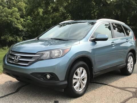 2014 Honda CR-V for sale at S & L Auto Sales in Grand Rapids MI