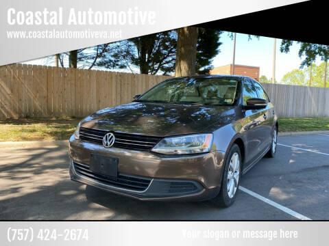 2014 Volkswagen Jetta for sale at Coastal Automotive in Virginia Beach VA