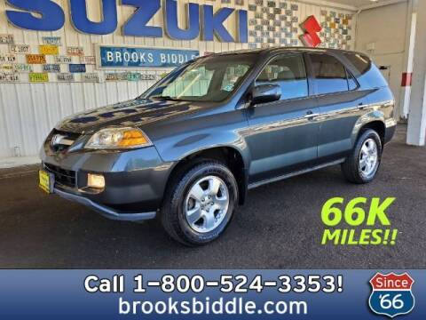 2004 Acura MDX for sale at BROOKS BIDDLE AUTOMOTIVE in Bothell WA