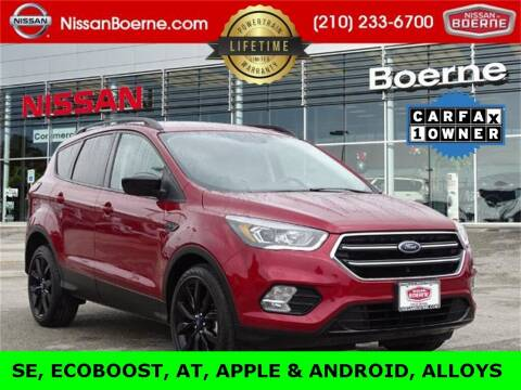 2019 Ford Escape for sale at Nissan of Boerne in Boerne TX