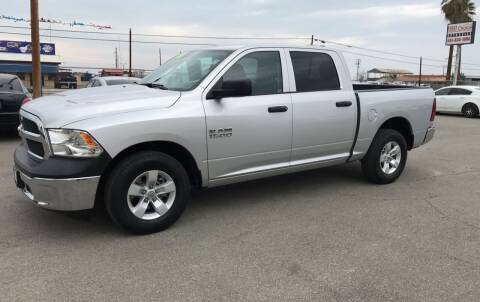 2016 RAM Ram Pickup 1500 for sale at First Choice Auto Sales in Bakersfield CA