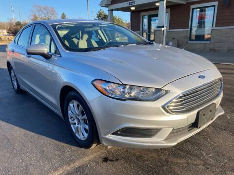 2017 Ford Fusion for sale at Auto Outlets USA in Rockford IL