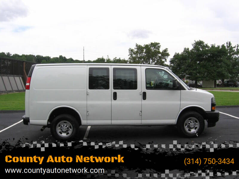 2019 Chevrolet Express Cargo for sale at County Auto Network in Ballwin MO