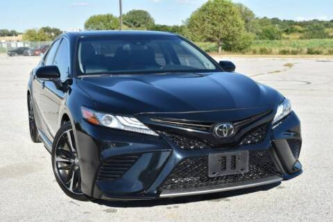 2018 Toyota Camry for sale at Big O Auto LLC in Omaha NE