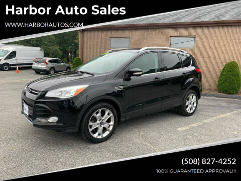 2016 Ford Escape for sale at Harbor Auto Sales in Hyannis MA