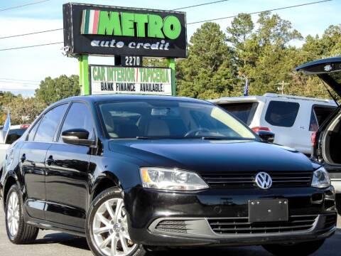 2014 Volkswagen Jetta for sale at Metro Auto Credit in Smyrna GA