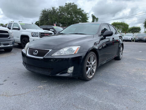 2008 Lexus IS 350 for sale at Bargain Auto Sales in West Palm Beach FL