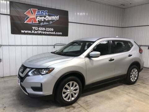 2017 Nissan Rogue for sale at Karl Pre-Owned in Glidden IA