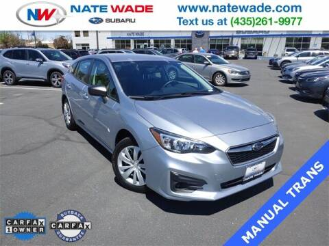 2017 Subaru Impreza for sale at NATE WADE SUBARU in Salt Lake City UT