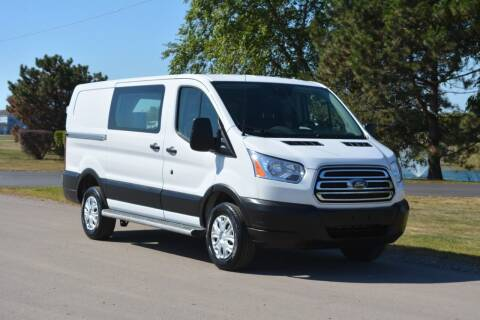 2019 Ford Transit for sale at Signature Truck Center - Cargo Vans in Crystal Lake IL