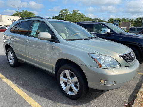 2007 Lexus RX 350 for sale at GOLD COAST IMPORT OUTLET in Saint Simons Island GA