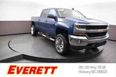 2018 Chevrolet Silverado 1500 for sale at Everett Chevrolet Buick GMC in Hickory NC