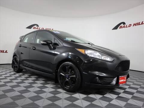 2015 Ford Fiesta for sale at Bald Hill Kia in Warwick RI