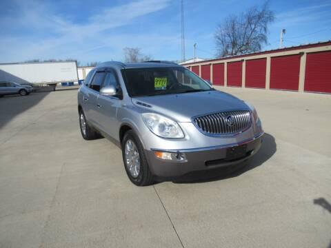 2012 Buick Enclave for sale at Perfection Auto Detailing & Wheels in Bloomington IL