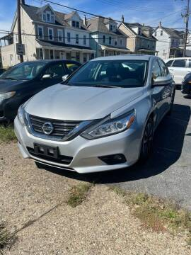 2016 Nissan Altima for sale at Butler Auto in Easton PA
