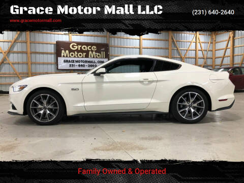 2015 Ford Mustang for sale at Grace Motor Mall LLC in Traverse City MI