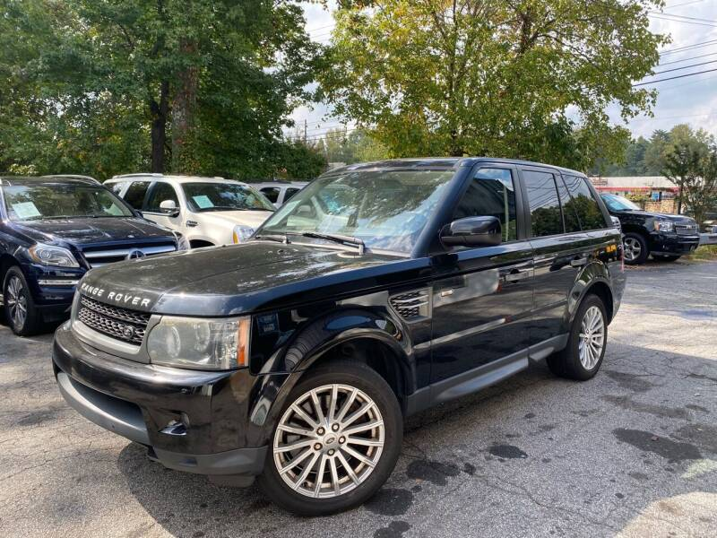 2011 Land Rover Range Rover Sport for sale at Car Online in Roswell GA