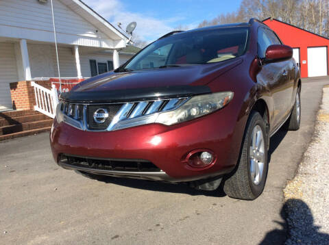 2009 Nissan Murano for sale at Ace Auto Sales - $1600 DOWN PAYMENTS in Fyffe AL