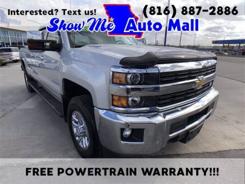 2015 Chevrolet Silverado 2500HD for sale at Show Me Auto Mall in Harrisonville MO